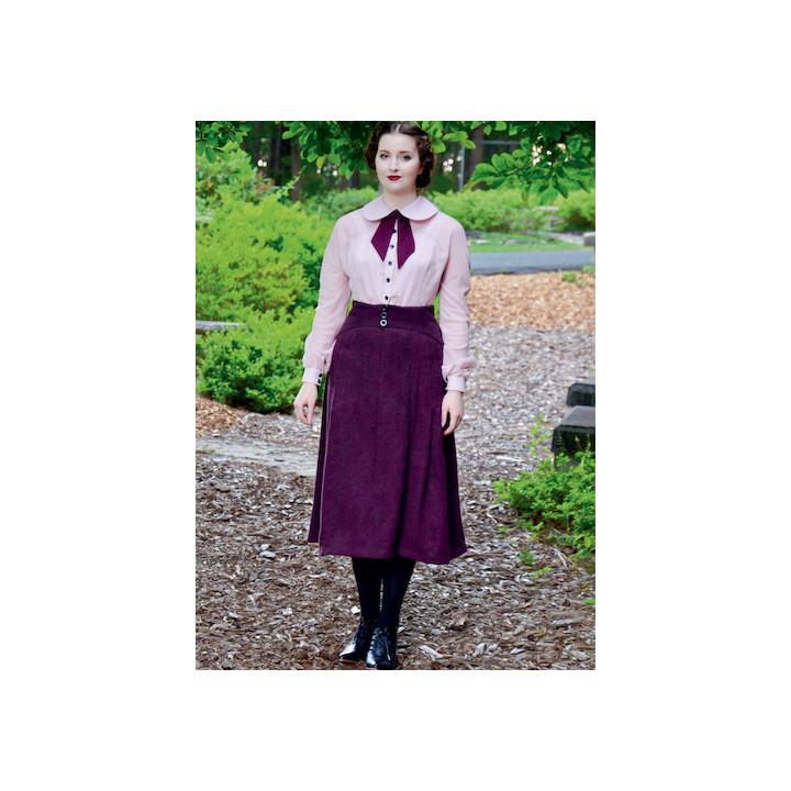 Déguisement jupes jeunes femmes (12-14-16-18-20) - Mc Call's M8071
