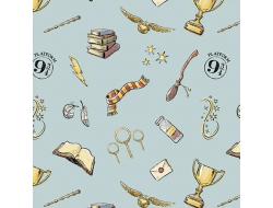 Tissu Camelot Fabrics - Harry Potter
