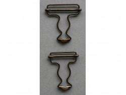 Boucle salopette couleur bronze