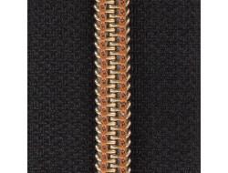 Fermeture 15 cm métallisée - Non séparable