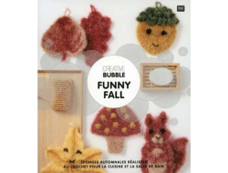 Livre Creative Bubble Funny fall - Rico Design