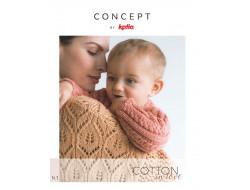 """Catalogue Concept Spécial """"Cotton in love"""" - Katia"""