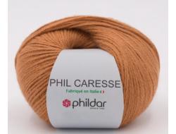 Fil Caresse Phildar 51%Acrylique 49%Polyamide
