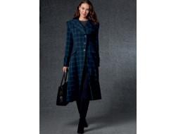 Patron manteau femme - Vogue 1752
