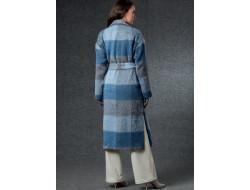 Patron gilet, veste, ceinture et pantalon femme - Vogue 1758