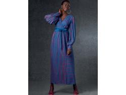 Patron robe occasion spéciale femme - Vogue 1762