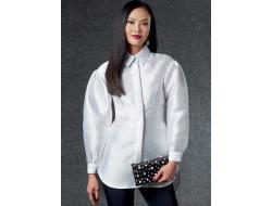 Patron chemise femme - Vogue 1770