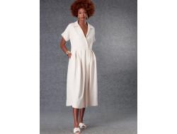 Patron robe femme - Vogue 1777