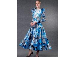 Patron robe femme - Vogue 1782