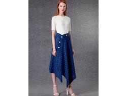 Patron robe femme - Vogue 1787