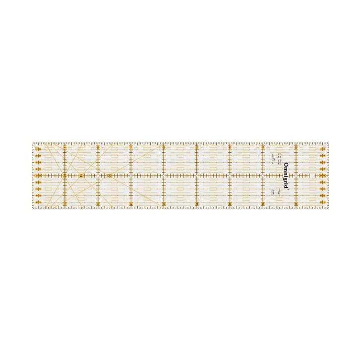 Règle universelle 10 x 45 cm - Prym