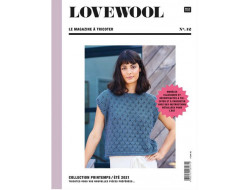 Livre Rico Lovewool  N°12