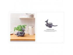 Livre Animal Pot Covers - Rico Design