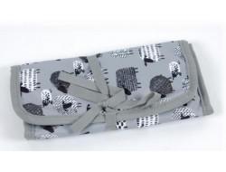 Etui 5 crochets aluminium