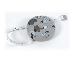 Mètre ruban gris DMC
