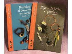 2 Livres création bijoux