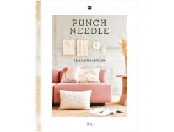 Livre N°4 Punch Needle Transformation