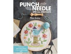 Punch needle Marie Suarez