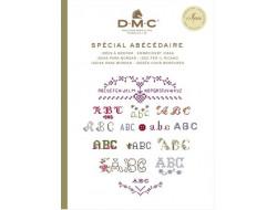 Mini-livret spécial abécédaire DMC
