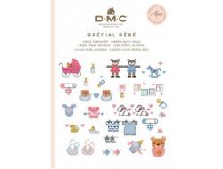 Mini-livret spécial bébé DMC