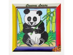 Kit canevas Panda