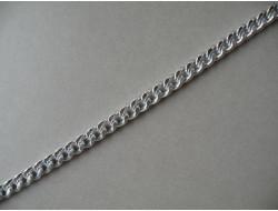 Chaîne argent 13 mm