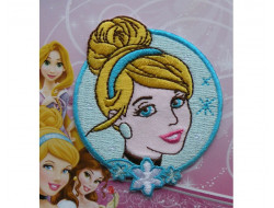 Ecusson thermocollant princesse Cendrillon Disney
