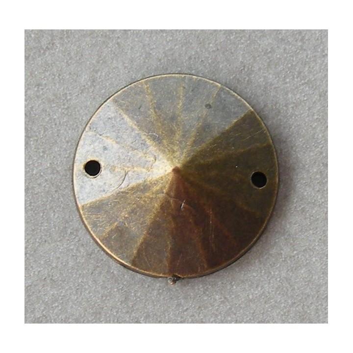 Clou à coudre rond bronze