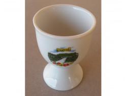 Coquetier porcelaine Castres