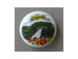 Magnet porcelaine Castres