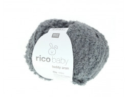 Laine Rico Baby Teddy Aran 75% Polyester 25% Polyamide