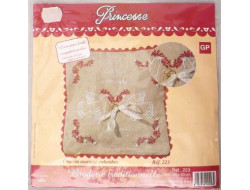 Coussin mariage colombes PRINCESSE
