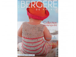 Magazine n°173 - Printemps-Eté Enfants - Bergère de France