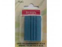 Craie tailleur - Bleu