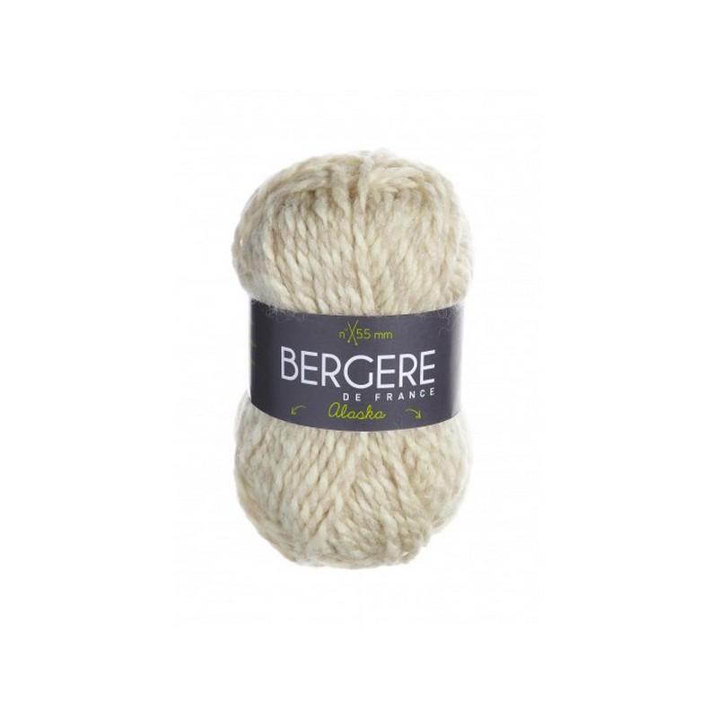 Laine alaska 50 gr berg re de france mercerie floriane for Bergere de france miroir