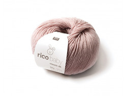 Fil Rico Baby Classic dk 50% Acrylique 50% Polyamide