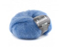 Fil Flore de Plassard 75% Mohair 20% Laine 5% Polyamide