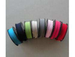 Elastique de couleurs 20 mm