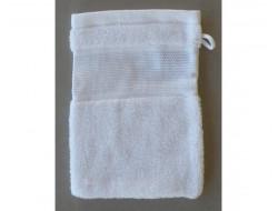 Gant de toilette Blanc RICO