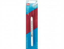 Crayon marqueur, effaçable à l'eau, blanc