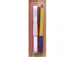 Kit de marquage pour le linge, Crayon bleu