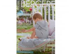 Magazine tricot N°179, 0-12 ans Bergère de France