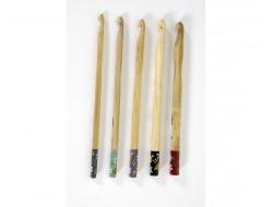Crochet bambou