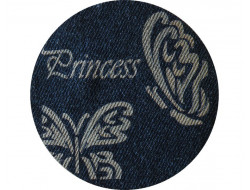Ecusson thermocollant Princess