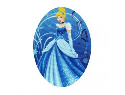 Ecusson thermocollant Disney Cendrillon