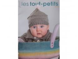 Catalogue tricot N°114 Les tout-petits - Laines Plassard
