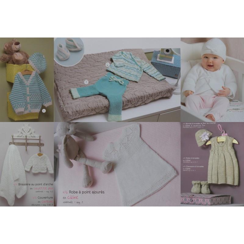 catalogue tricot n 114 les tout petits plassard mercerie floriane. Black Bedroom Furniture Sets. Home Design Ideas