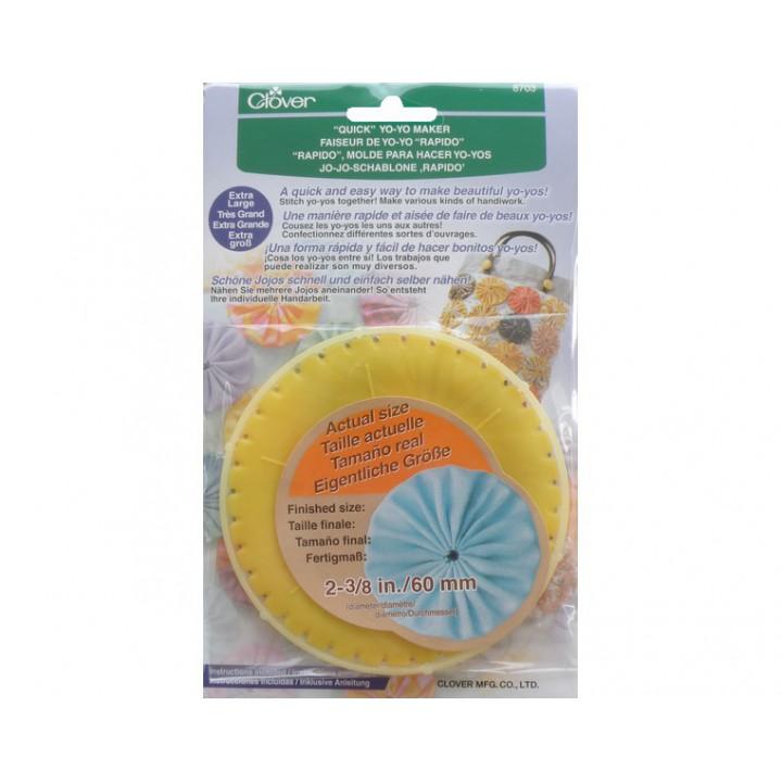Faiseur de yo-yo rapido 60 mm