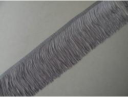 Frange rayonne grise 9.50 cm