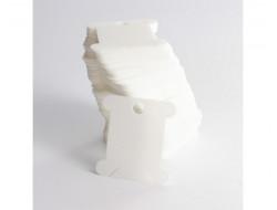Cartonnettes plastique pour floches